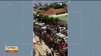 Em confronto com a polícia, oito suspeitos na morte de PM são mortos - A polícia montou operação e encontrou o grupo que estaria envolvido no crime na Paraíba. O caso aconteceu na segunda (01) e vitimou o policial militar André Silva, de 32 anos.