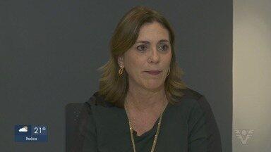 Rosana Valle fala sobre primeiros meses de mandato - Deputada abordou mudanças promovidas na região.