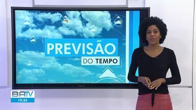 Veja a previsão do tempo para Salvador e cidades do interior do estado - Saiba como fica a temperatura em alguns municípios da Bahia.