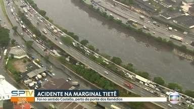 SP1 - Edição de quinta-feira, 04/07/2019 - Chuva e frio chegam em São Paulo. Levantamento mostra que quedas de energia ocorrem com frequência na região metropolitana. Alerta: caso de sarampo é confirmado na USP.