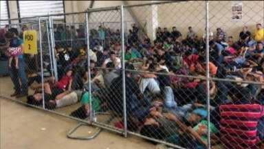 O drama dos imigrantes ilegais