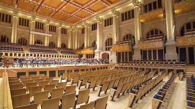 Sala São Paulo comemora 20 anos - Considerada a melhor sala de concertos da América Latina e uma das melhores do mundo, a Sala São Paulo fica na Estação Júlio Prestes. O local também é a casa da Orquestra Sinfônica do Estado de São Paulo.