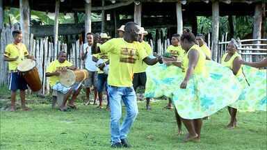 Vida e arte no Norte do Maranhão é destaque no Repórter Mirante - Programa deste sábado (6) mostrou a vida pacata e cheia de tradição em um dos quilombos mais antigos do estado.