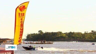 Temporada do Araguaia é aberta oficialmente neste sábado e 200mil turistas são aguardados - Aruanã já está está movimentada e tem turista do sul fugindo do frio para curtir o sol de Goiás.