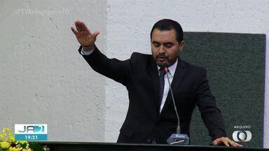 Vice-governador assume o Palácio Araguaia durante viagem de Mauro Carlesse - undefined