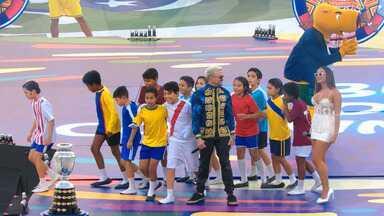 Copa América 2019 - Cerimônia de Encerramento