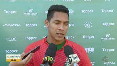 Guarani busca reação em jogo contra o CRB em Maceió - Vice-lanterna da Série B, o time teve praticamente um mês para trabalhar durante a Copa América e passou por uma grande reformulação. Jogo é na sexta-feira (12).