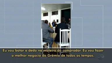 Presidente do Grêmio promete fazer o melhor negócio de todos os tempos com Everton - Cebolinha tem se destacado no tricolor gaúcho.