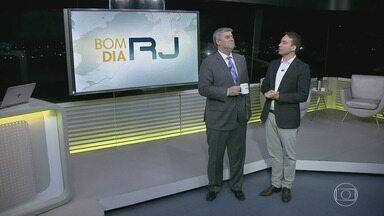 Bom Dia RJ - Edição de terça-feira, 09/07/2019 - As primeiras notícias do Rio de Janeiro, apresentadas por Flávio Fachel, com prestação de serviço, boletins de trânsito e previsão do tempo.