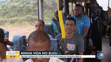 Conheça a linha de ônibus metropolitano que têm ar condicionado e acesso à internet - As cidades da região metropolitana contam com 350 ônibus urbanos.
