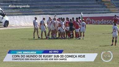 São José dos Campos sedia Mundial sub-20 de rugby - Seleções de oito países estão na cidade.