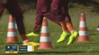 Guarani se prepara para a volta da Série B - Bugre terá a estreia do técnico Roberto Fonseca.
