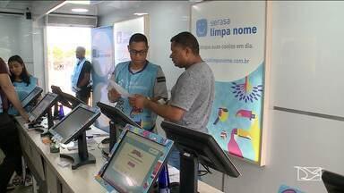 Serasa realiza mutirão de renegociação de dívidas em São Luís - Só em São Luís, são mais de 400 mil consumidores com o nome sujo.