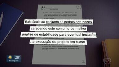 Peritos convocados pela Justiça não recomendam reabertura da Niemeyer - A Avenida Niemeyer está interditada desde maio por decisão judicial. Segundo o laudo dos peritos, ainda há risco de desabamento na via.