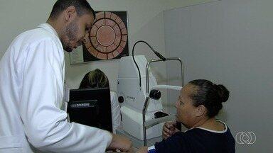 Anhanguera Saúde oferece exame oftalmológico de graça em Goiânia - Evento acontece no Sesi da Vila Canaã, neste sábado (13).