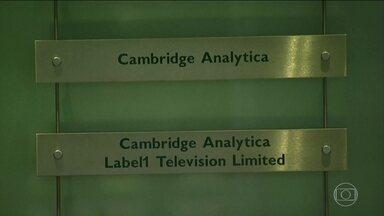 Por violação de privacidade, o Facebook terá que pagar multa de US$ 5 bilhões - Punição é consequência do escândalo com a consultoria britânica Cambridge Analytica
