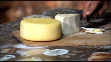 Os queijos brasileiros premiados no exterior