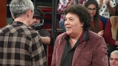 Wanderley Cardoso fala sobre seus 55 de carreira - Cantor comenta sua trajetória