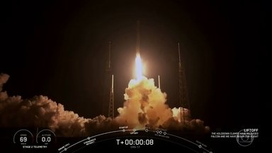 Confira as novidades sobre os voos comerciais pelo espaço - Tiago leifert fala sobre os 50 anos do pouso na Lua