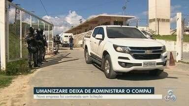Após massacre de detentos, Umanizzare deixa gestão de presídio no Amazonas - undefined