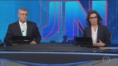 Jornal Nacional, Íntegra 15/07/2019 - As principais notícias do Brasil e do mundo, com apresentação de William Bonner e Renata Vasconcellos.