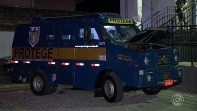 Polícia divulga imagens de quadrilha especializada em roubos de carros-fortes - A Polícia Civil divulgou imagens de locais que serviam de base para quadrilha especializada em roubo a carros fortes e bancos.