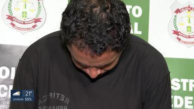 Polícia prende motorista que atropelou criança no Recanto das Emas e fugiu - O mecânico Ivan Sarafim da Rocha, de 38 anos, vai responder por tentativa de homicídio doloso, quando existe a intenção de matar.