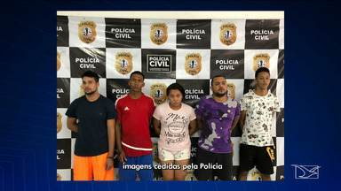 Polícia deflagra operação em combate ao tráfico de drogas no MA e PB - Operação foi realizada nesta sexta-feira (19). Ao todo, foram cumpridos 30 mandados e seis pessoas foram presas no Maranhão e na Paraíba.