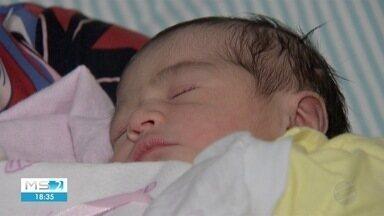 Bebê fruto de inseminação artificial em MS - Em Mato Grosso do Sul.