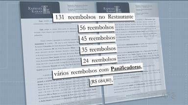 Justiça bloqueia bens do deputado Anibelli Neto por supostas irregularidades com reembolso - De acordo com as investigações, houve irregularidade em reembolsos com gastos de alimentação, pagos pela Assembleia Legislativa.