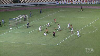 Sampaio assume liderança do grupo A da Série C - Time subiu na tabela após vencer o Santa Cruz jogando no Castelão.