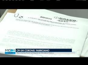 Documentos de CPI que investiga prefeitura de Fabriciano é entregue ao Ministério Público - Investigação apura irregularidades em contratos da prefeitura.