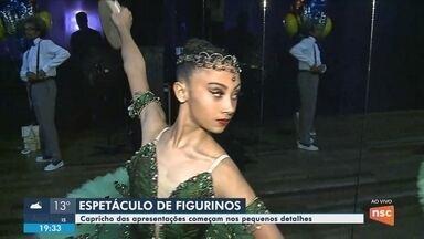 Danças urbanas agitam noite de apresentações no Festival de Dança de Joinville - Danças urbanas agitam noite de apresentações no Festival de Dança de Joinville