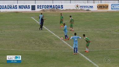 Em amistoso, Sub-20 do Petrolina vence 1º de Maio por 3 a 0 - A partida foi no estádio Paulo Coelho