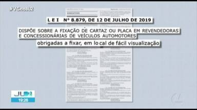 Lei que determina divulgação de descontos na compra de carros entra em vigor no PA - O direito é direcionado a pessoas com deficiência ou doenças graves.