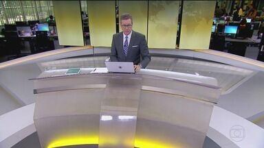 Jornal Hoje - Edição de sábado, 20/07/2019 - Os destaques do dia no Brasil e no mundo, com apresentação de Sandra Annenberg e Dony De Nuccio