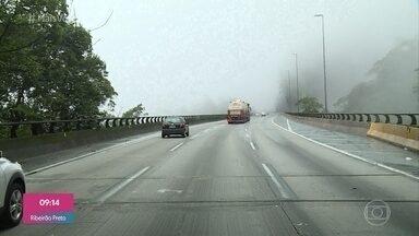 'Mais Você' faz alerta sobre os perigos da neblina nas estradas - Veja as dicas do especialista para dirigir em segurança quando a visibilidade está baixa