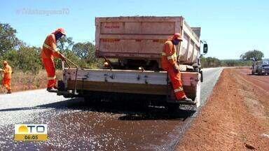 Contratos do governo para recuperação de rodovias somam mais de R$140 milhões - Contratos do governo para recuperação de rodovias somam mais de R$140 milhões