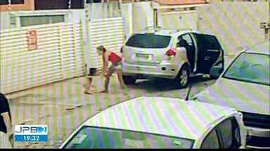JPB2JP: Mulher está sem a guarda da filha depois de tê-la deixado na rua em JP - Abandono de incapaz.
