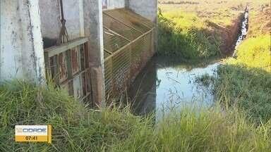 Prefeitura e população cobram o tratamento de esgoto em bairro de Pouso Alegre, MG - Prefeitura e população cobram o tratamento de esgoto em bairro de Pouso Alegre, MG