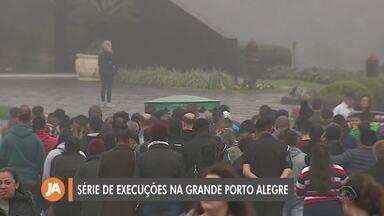 Porto Alegre registra série de casos de execuções nos últimos dias - Foram registrados homicídios, tiroteios e torturas na Capital.
