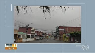 Telespectadores enviam imagens da cidade durante chuvas em cidades Agreste - Imagens são de Pesqueira e Bezerros.