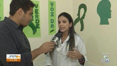 Hospital de RR oferta programação exclusiva ao 'Julho Verde' - Serão dois dias de atendimentos à população em alusão à campanha que visa o diagnóstico e combate do câncer de cabeça e pescoço.