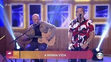 Ira! volta aos palcos no formato voz e violão - Banda se apresenta com 'Eu Quero Sempre Mais'