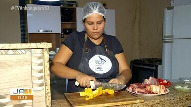 Conheça dois dos 59 pratos que participam do 13º Festival Gastronômico de Taquaruçu - Conheça dois dos 59 pratos que participam do 13º Festival Gastronômico de Taquaruçu