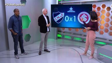 Maurício Saraiva analisa vitória fora de casa do Inter sobre o Nacional - Assista ao vídeo.