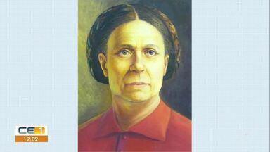 Reconstituição da face de Bárbara de Alencar será feita através dos restos mortais - Saiba mais em g1.com.br/ce