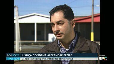 Justiça condena Alexandre Freire, ex-presidente da Fundação Cultural de Foz - Ele foi denunciado por improbidades administrativa