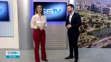 Lyderwan Santos vai representar Sergipe na bancada do JN - Rede Globo anunciou os nomes dos apresentadores de telejornais locais que vão comandar a bancada do Jornal Nacional, em rodízio, aos sábados. A iniciativa faz parte das comemorações dos cinquenta anos do JN.