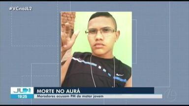 Moradores acusam PM de matar jovem em Ananindeua, no PA - Caso ocorreu na noite de quarta-feira, 24, e gerou protesto na BR-316.
